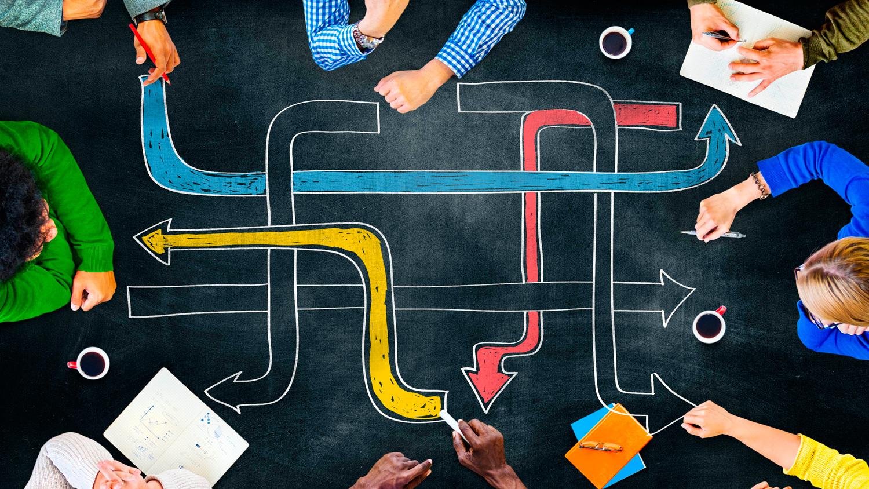 """La """"simetría"""" en la Comunicación Interna en las organizaciones"""